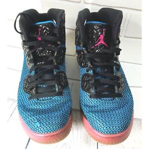 low priced 00e61 7b6b6 Image is loading Nike-Air-Jordan-Spike-Forty-Athletic-Basketball-Sneaker-