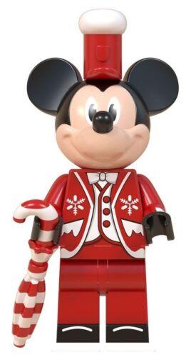 MICKEY MOUSE CHRISTMAS MINIFIGURE FIGURE USA SELLER NEW