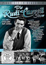 Die Rudi Carrell Show Vol. 1 - DVD Serie 6 Folgen Unterhaltungs- Show Pidax Neu