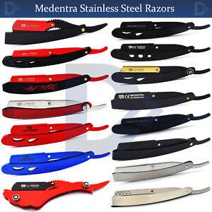 15-Best-Range-Of-Stainless-Steel-Straight-Barber-Hair-Shaving-Razor-Free-Blades