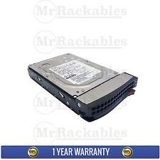 "Supermicro Hitachi 3TB SAS 7200RPM 3.5"" Hard drive 1 Year Warranty"