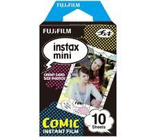 FujiFilm 10x Instax Comic Strip Film Exposures for Instax Mini Cameras