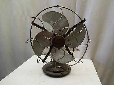 1930s HMV vintage retro electric fan