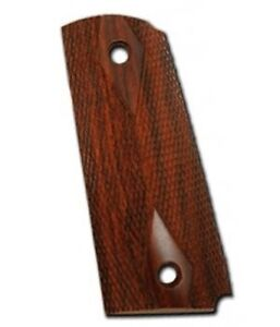 Kimber-Rosewood-Double-Diamond-Grips-Compact-amp-Ultra-Models-No-1000060A