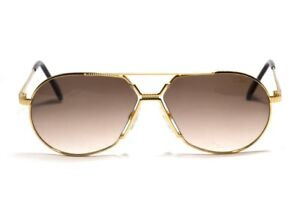 ddaf49174d Image is loading Cazal-Legends-unisex-968-003-Gold-Fashion-Sunglasses-