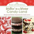 Taste of Christmas: Walkin' in a Winter Candy-Land : Recipes and Holiday Inspiration for Candy Lovers by Rebecca Currington Snapdragon Group (2013, Paperback)