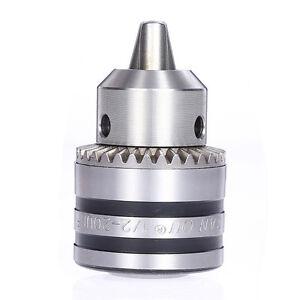 "2-13mm CLICK-keyless drill chuck with 1//2/""-20 UNF thread"