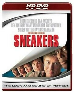 SNEAKERS-HD-DVD-2007-BRAND-NEW-SEALED-SHIPS-FREE