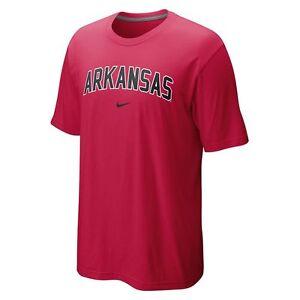 190efad16f442 25) NIKE Arkansas Razorbacks Hogs ncaa Jersey Shirt ADULT MEN S (S ...