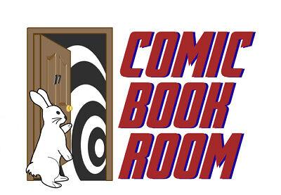 COMIC BOOK ROOM