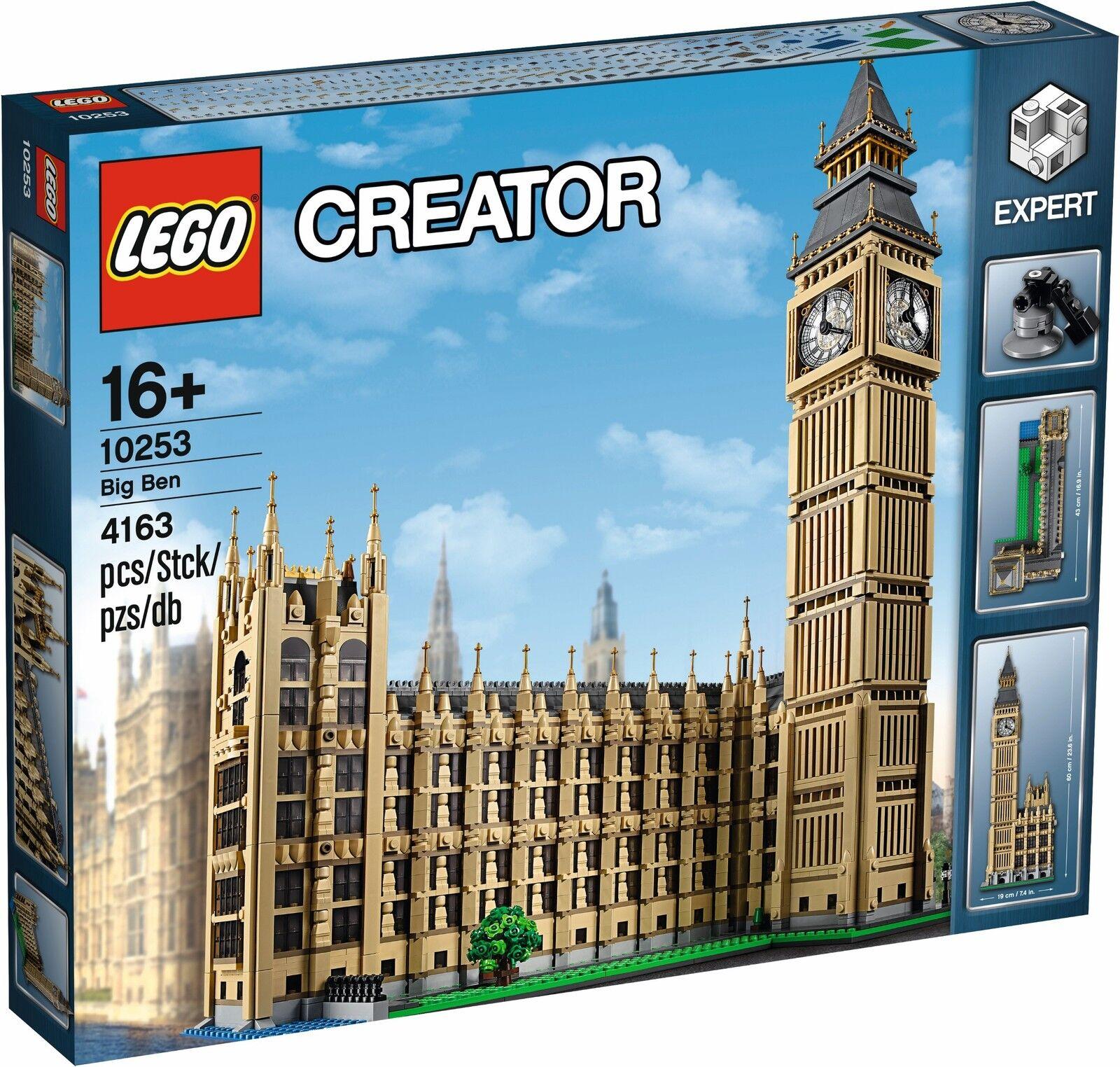 LEGO® Creator Expert™ 10253 Big Ben NEU OVP NEW MISB NRFB