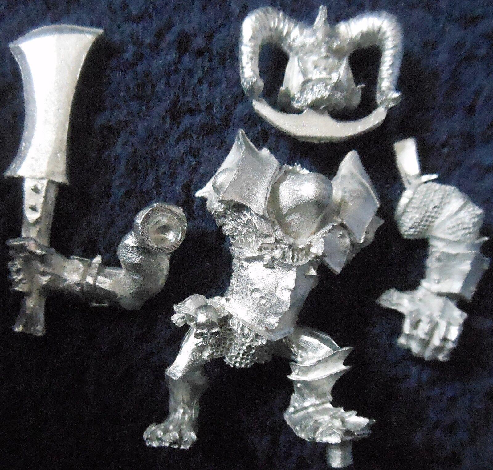 2003 Chaos Ogre 2 Citadel Warhammer Fantasy Battle Army Kingdoms D&D AOS Ogryn