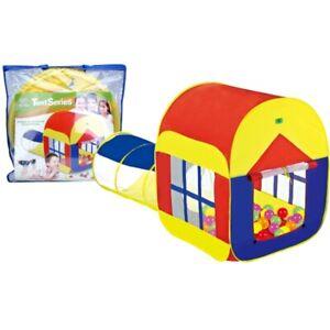Kids-Play-Tent-Tunnel-House-Girls-Boys-Children-Indoor-Playhouse-Fun-Activity