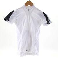 Assos Ss.13 Lady Cycling Jersey // Medium // White on Sale