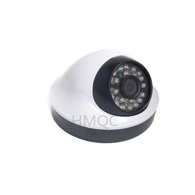 HMQC H.265 2MP 1080P IP Camera Vandal Proof Dome P2P Security ONVIF Night 3516E