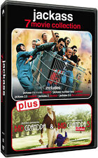 Jackass 7-Movie Collection DVD