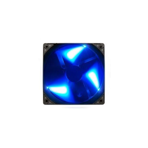 Antec TwoCool120Blue LED Case Fan  120mm 1200 RPM  3-Pin//4-Pin Sleeve 42.6 CFM