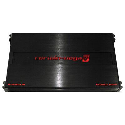 Class D 1 Channel Hifonics HFi1500D Car Amplifier 1500 W PMPO
