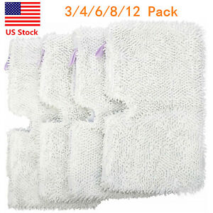 Washable Mop Pad For Shark Steam Mops