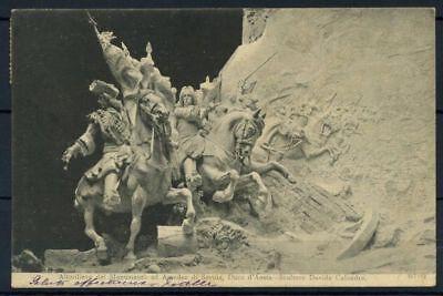 Briljant Italia Regno 1906 Sass. Z156 Cartolina 100% Viaggiata Gemakkelijk Te Smeren
