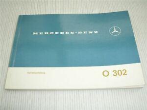 Betriebsanleitung-Mercedes-Benz-O302-Bedienungsanleitung-Schaltplan-Elektrik