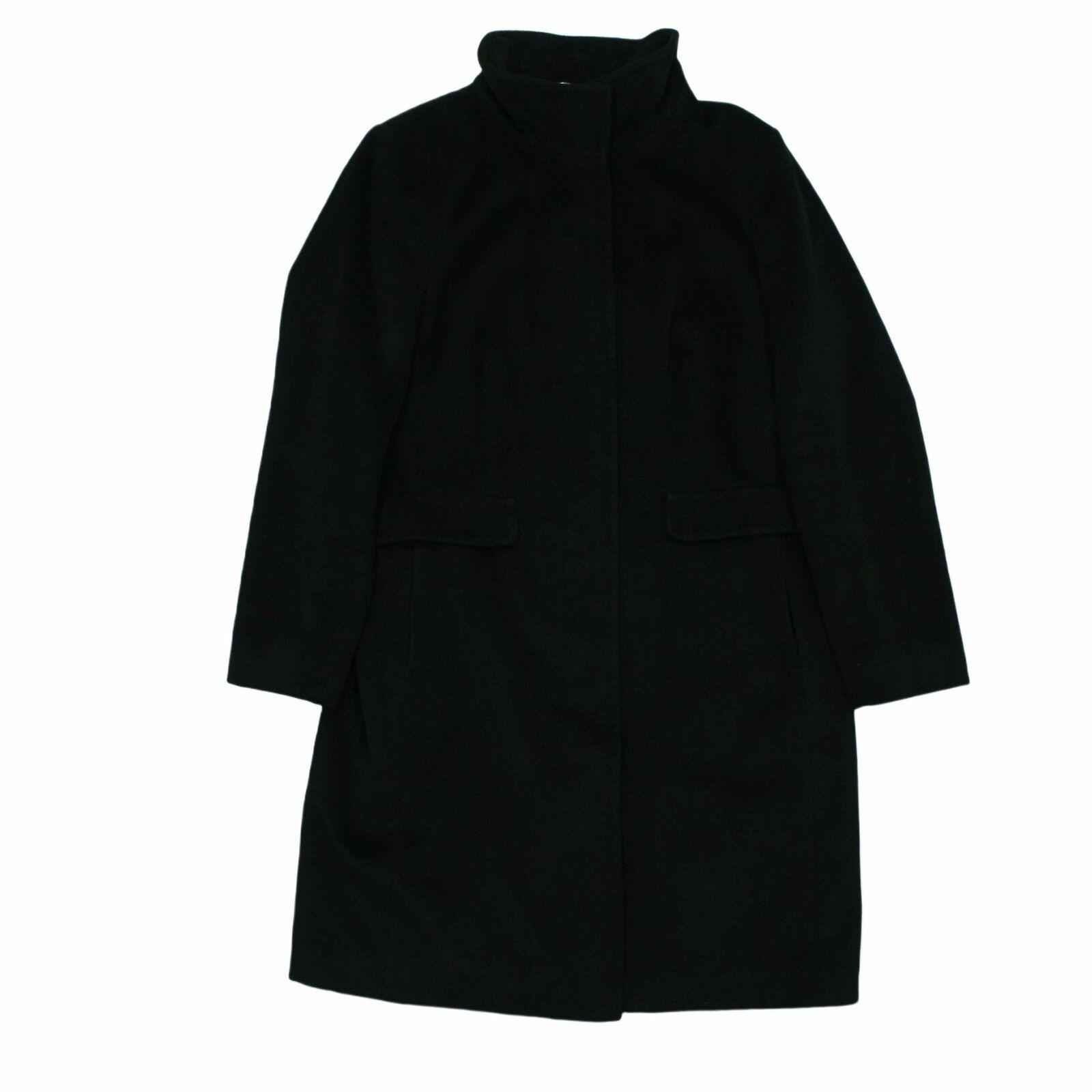 Autograph Women's Coat 16 Black Blend - wool, other