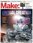 Make: Virtual Creation - Design and Build in VR Space: Volume 52 by Mike Senese (Paperback, 2016)