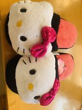 Denim Sanrio Japan Hello Kitty Slippers
