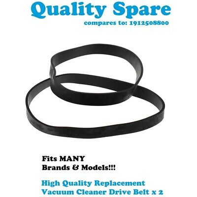 ELECTROLUX Vacuum Cleaner Hoover DRIVE BELTS x 2Pk 125