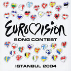 Eurovision Song Contest: Istanbul 2004 by Various Artists (CD, May-2004, EMI Music Distribution)