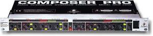 Like-N-E-W-Behringer-MDX2200-Composer-Pro-Compressor-Limiter-Gate