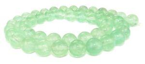 Verde-Fluorita-BOLAS-EN-6-Y-8mm-piedra-preciosa-Hilo-de-Perlas-Perlas-PLAYA