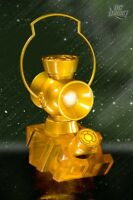 Blackest Night Yellow Lantern 3in Prop Replica Dc Direct Toys Collectibles