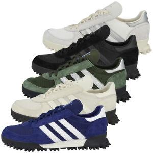Detalles de Adidas maratón TR zapatos Men Originals ocio cortos caballero deporte zapatos deportivos ver título original