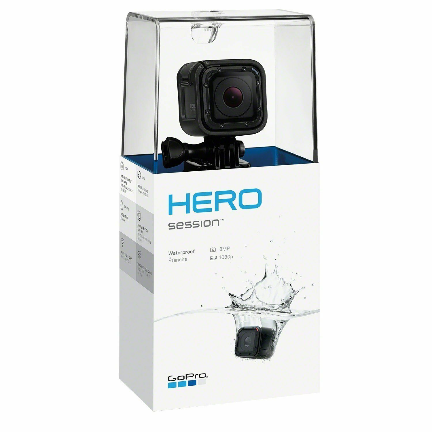 GoPro HERO Session 8MP 1080P Video HD WATERPROOF HD Action Camera  (Free Ship) Featured