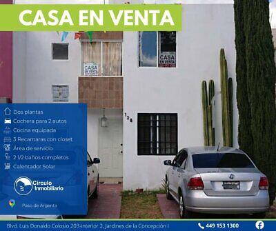 COMPRA CASA EN PASO DE ARGENTA