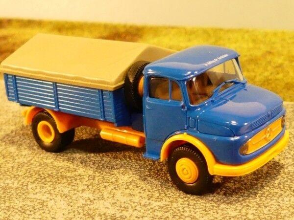 1 87 Brekina MB 322 tractor con ballastpritsche por encargo encargo encargo de la DB ef6fe0