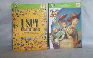 Leapfrog-Tag-Disney-Toy-Story-3-AND-I-Spy-Books