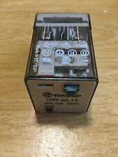 Finder 43.41.7.012.2000 Relais 12V DC 1xUM 10A 580R 250V AC Relay AgCdO 069235