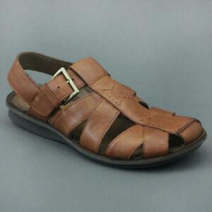 Mod Cuoio 325718 Pelle Vieri Clarks Sandalo vqCTwx6