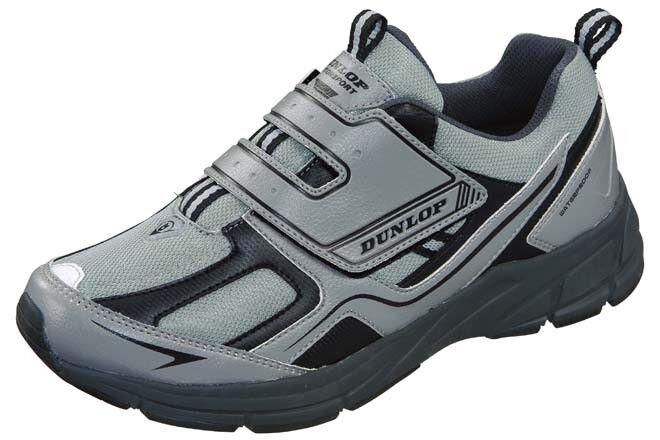 Dunlop Athletic waterproof sneaker, Max run light DM231  velcro EVA sole