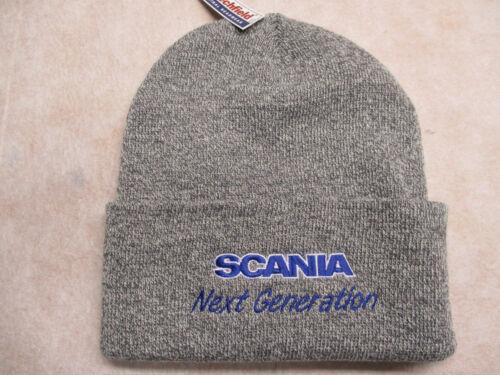 SCANIA NEXT GEN GENERATION Beanie Chapeau 7 styles