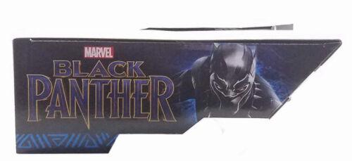 """New Marvel Black Panther Slash /& Strike Black Panther 13/"""" Talking Doll"""