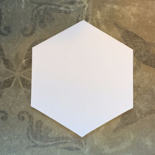 "150 shapes for English Paper Piecing  by All Quilty 2/"" Hexagons"