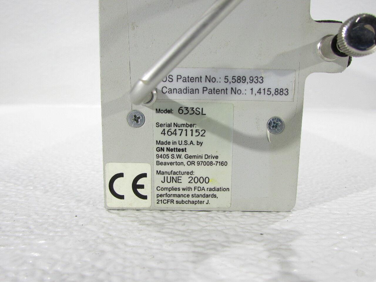 Gn Nettest Nettest Nettest 633SL Module 443211