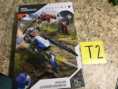 Mega Construx Destiny Avalon Courser Sparrow Building Kit NEW Toys In Stock