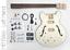DIY-Electric-Bass-Guitar-Kit-Semi-Hollow-Left-Hand-Bass thumbnail 1