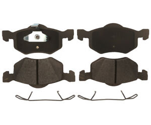 Disc Brake Pad Set-R-Line; Ceramic Front Raybestos fits 15-19 Ford Mustang