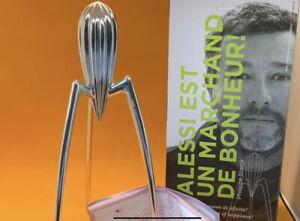 Spremiagrumi Juicy Salif di Philippe Starck per ALESSI Icona del moderno design