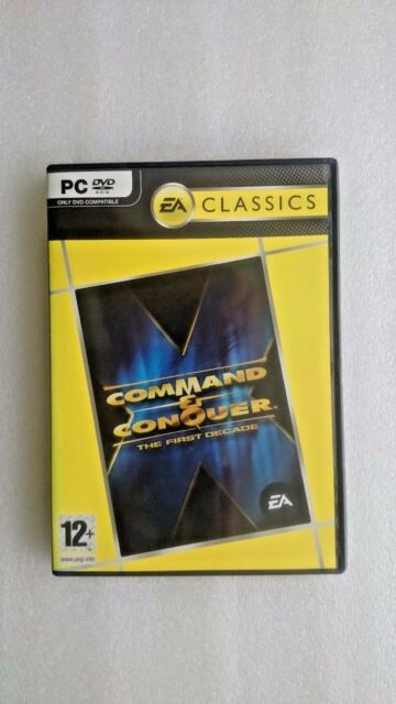 Command & Conquer The First Decade (PC: Windows, 2006) - European Version